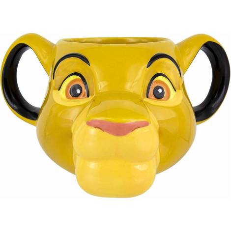 Paladone Disney - Simba Shaped Mug (PP5039LK)