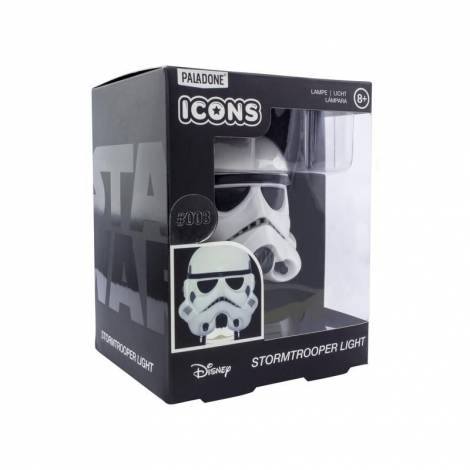 Paladone Stormtrooper Icon Light BDP (PP6383SW)
