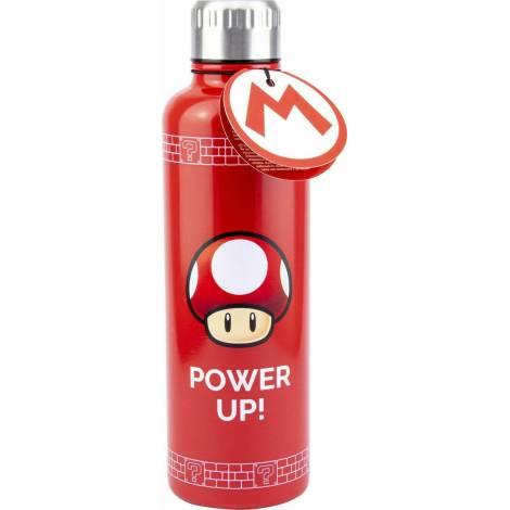 Paladone Super Mario Power Up Water Bottle (PP5807NN)