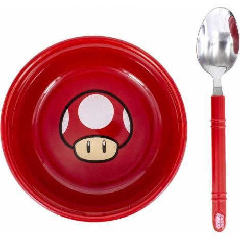 Paladone Super Mario - Super Mario Breakfast Set (PP4919NN)