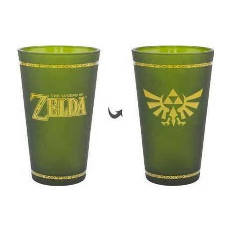 Paladone The Legend Of Zelda - Hyrule Crest Glass (PP6356NN)