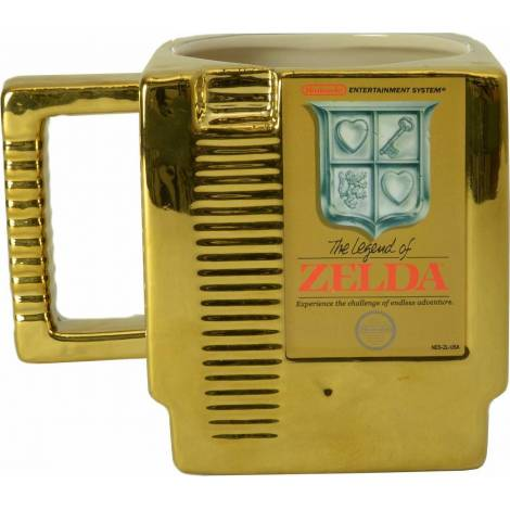 Paladone The Legend of Zelda - The Legend of Zelda Cartridge Mug (PP5019NN)