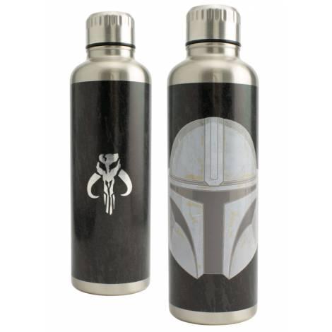 Paladone The Mandalorian Metal Water Bottle (PP7361MAN)