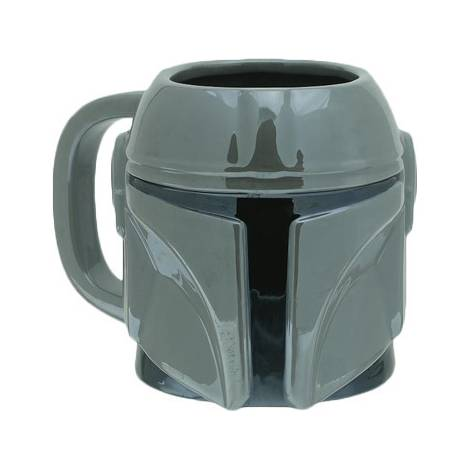 Paladone The Mandalorian Shaped Mug (PP7343MAN)
