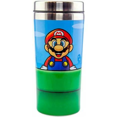 Paladone Warp Pipe Travel Mug (PP6349NN)