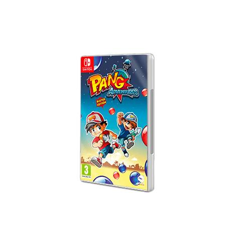 Pang Adventures (NINTENDO SWITCH)
