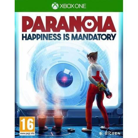 Paranoia: Happiness is Mandatory   (Xbox One/Xbox Series X)
