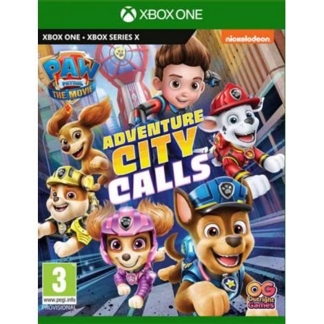 Paw Patrol: Adventure City Calls (Xbox One/Xbox Series X)