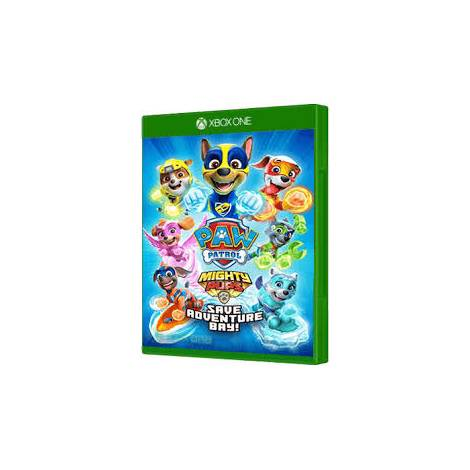 PAW Patrol: Mighty Pups Save Adventure Bay  (Xbox One)