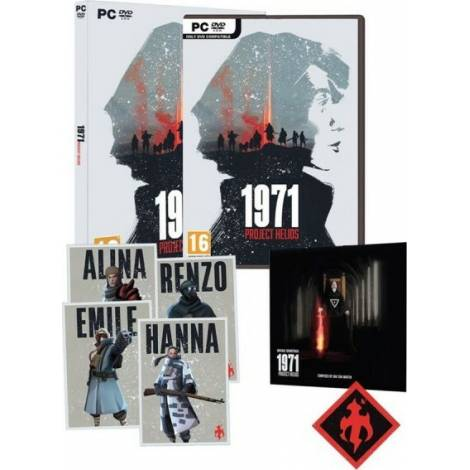 PC 1971 Project Helios - Collectors Edition (EU)