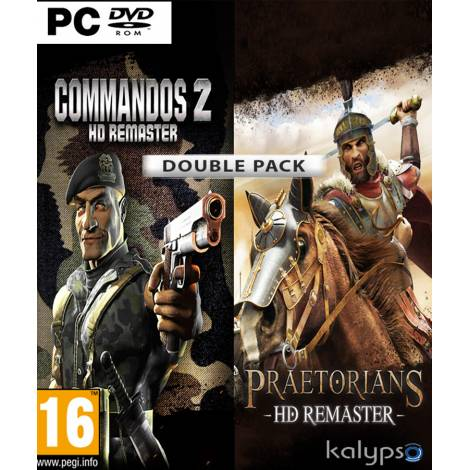 PC Commandos 2 Praetorians: HD Remaster Double Pack(EU)