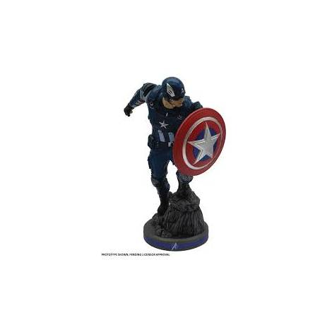 PCS Collectibles - Marvel Gamerverse Avengers: Captain America 1/10 PVC Statue (JUN209126)