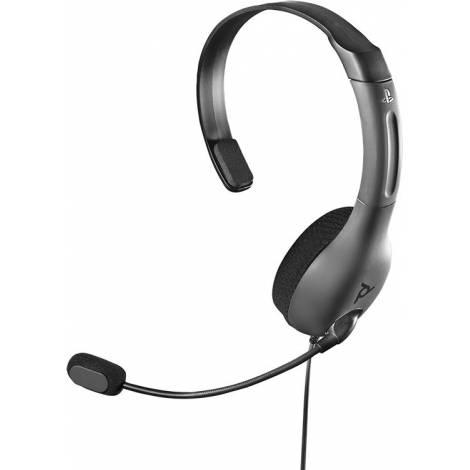 PDP Gaming Headset LVL 30 Chat Grey (PS4)