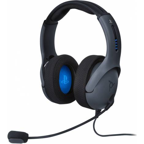 PDP Gaming Headset LVL 50 Wired  Grey (PS4)