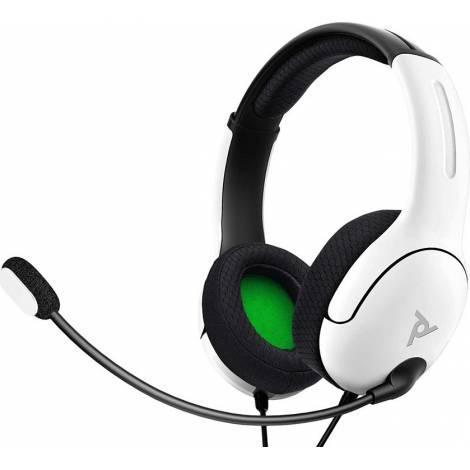PDP LVL40 Stereo XB1 - Gaming Ακουστικά - Λευκό (049-015-EU-WH)
