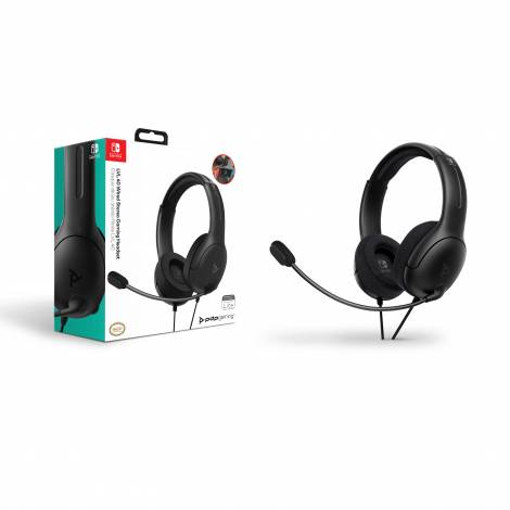 PDP LVL40 Wired Headset NSW - Ενσύρματα Gaming Ακουστικά (Nintendo Switch)