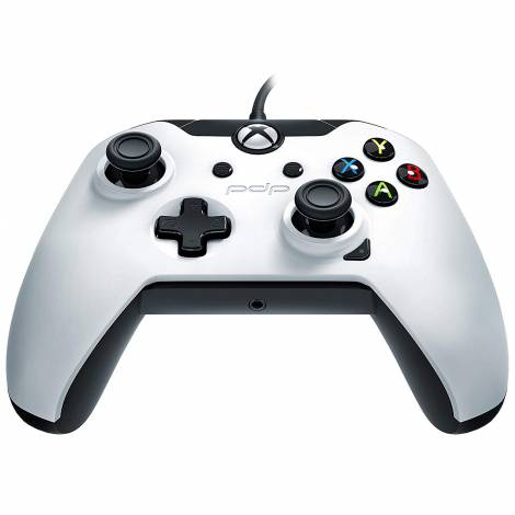 PDP Wired Controller White ( Xbox One/PC )