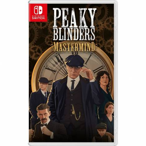 Peaky Blinders (NINTENDO SWITCH)