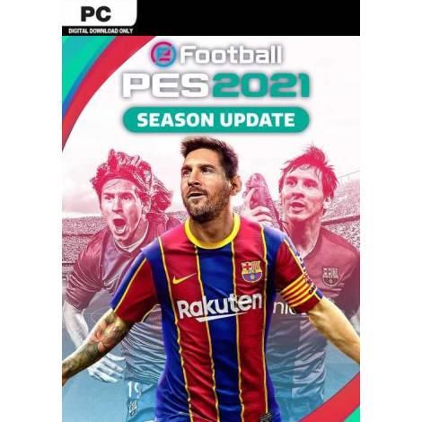 PES 2021 - Αγγλικό - Cdkey Only - κωδικός μόνο (PC)