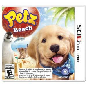 Petz Beach (Nintendo 3DS)