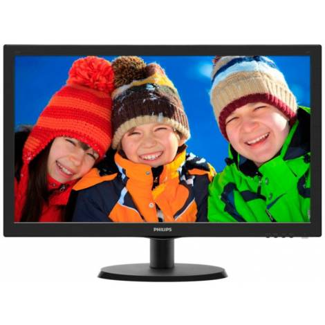 Philips V-line , 21.5 LED Monitor, Full HD, 5ms, 10M:1, VGA (223V5LSB2/10)