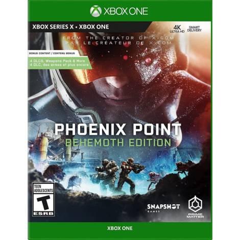 Phoenix Point (Behemoth Edition) (Xbox One/Series X)