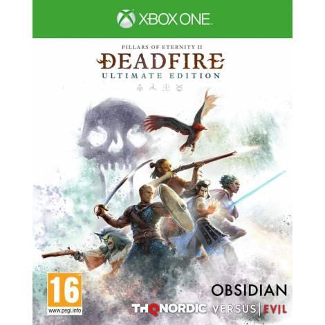 Pillars of Eternity II: Deadfire Ultimate Edition (Xbox One)