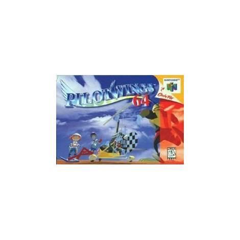 Pilotwings 64 (Nintendo 64)  (χωρίς κουτάκι)