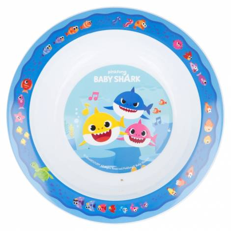 Pinkfong Baby Shark Μπωλ micro (STR13546)