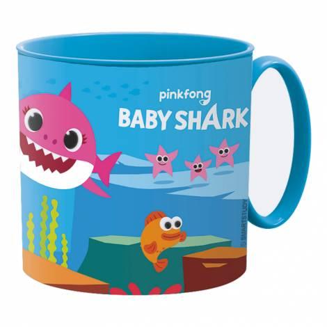 Pinkfong Baby Shark Ποτήρι micro (STR13544)
