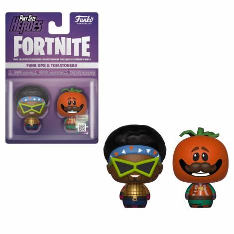 Pint Size Heroes 2-Pack: Fortnite - Funkops & Tomatohead