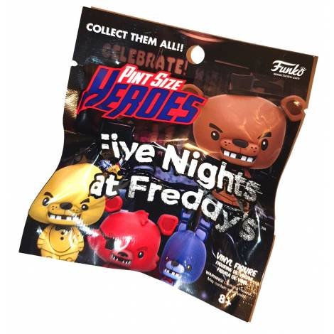 PINT SIZED HEROES FIVE NIGHTS AT FREDDYS SINGLE FIGURE BLIND BAG