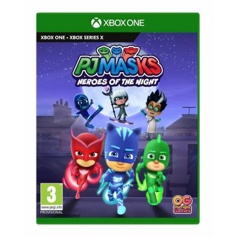PJ Masks: Heroes Of The Night (Xbox One/Series X)