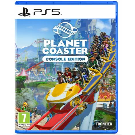 Planet Coaster (PS5)
