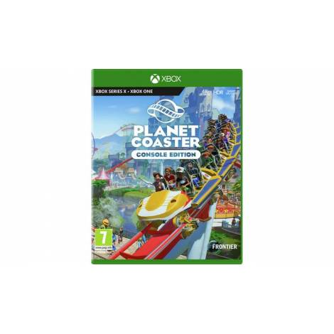 Planet Coaster (XBOX ONE, XBOX SERIES X)