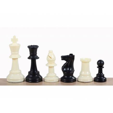 Plastic Chess Pieces With Overweight