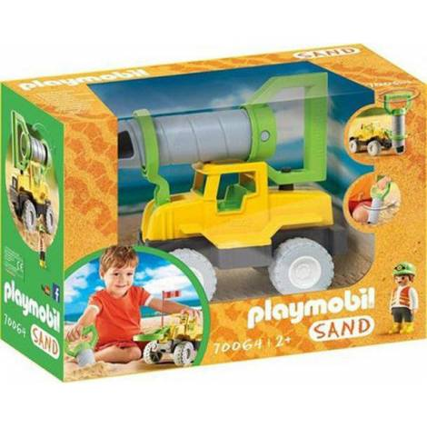 Playmobil® 1.2.3 - Drilling Rig (70064)