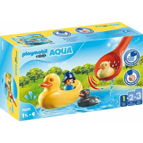 Playmobil® 1.2.3 - Duck Family (70271)