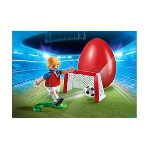 Playmobil 4947 Ποδοσφαιριστής με τέρμα