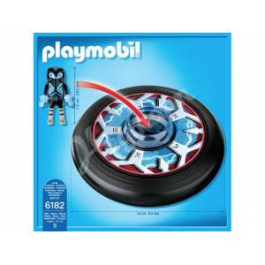 Playmobil 6182 Ιπτάμενος Δίσκος με εξωγήινο