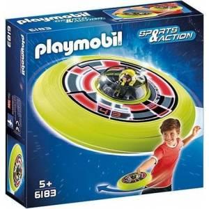 Playmobil 6183 Ιπτάμενος Δίσκος με αστροναύτη