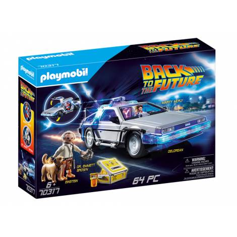 Playmobil® Back to the Future DeLorean (70317)