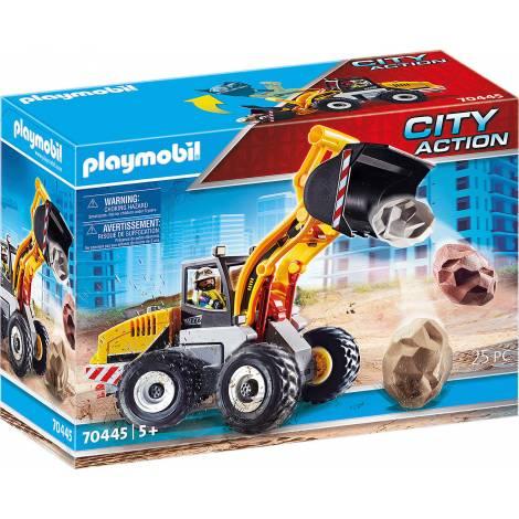 Playmobil City Action: Wheel Loader (70445)
