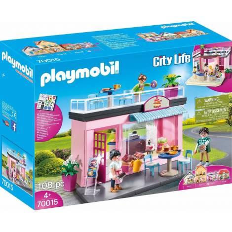 Playmobil City Life: My Pretty Play Cafe (70015)