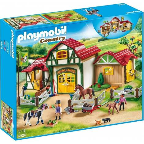 Playmobil Country: Μεγάλος Ιππικός Όμιλος (6926)