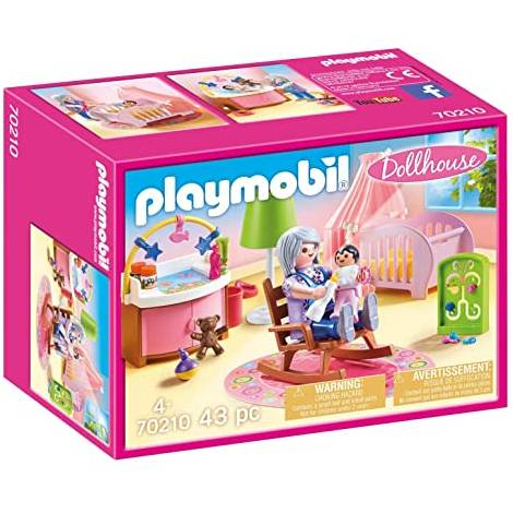 Playmobil® Dollhouse - Nursery (70210)