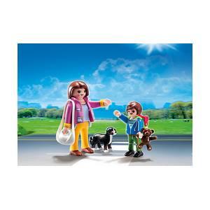 Playmobil - Duo Pack μαμά και παιδί 5513