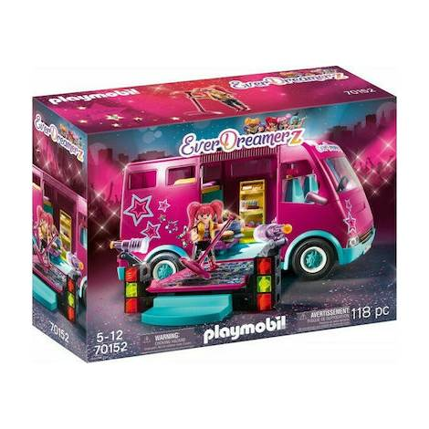 Playmobil® EverDreamerz - Tourbus Music World (70152)