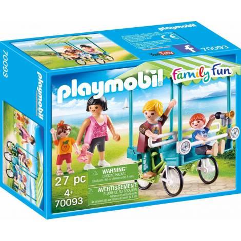 Playmobil Family Fun - Family Bicycle (70093)