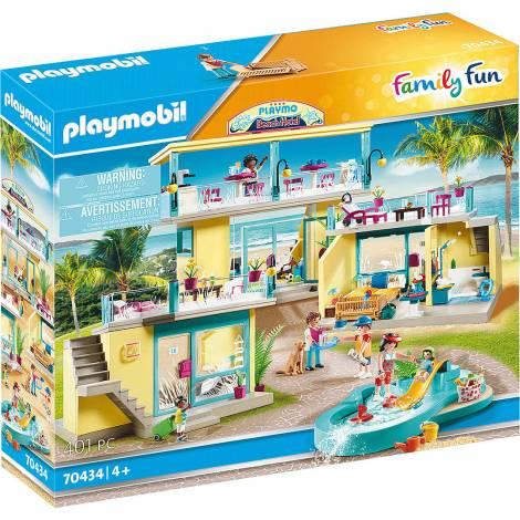 Playmobil Family Fun - PLAYMO Beach Hotel (70434)